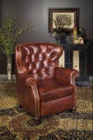 Bastien Leather Recliner