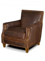 Wykeham Leather Chair