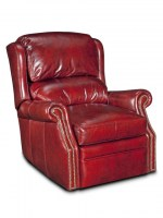 Bancroft Leather Wall-hugger Recliner