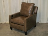 Coco Leather Recliner