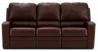 Acadia Leather Sofa