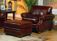 Bennett Leather Chair