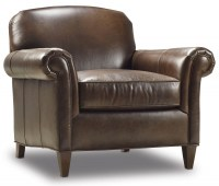 George Leather Chair
