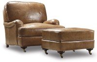 Hamrick Leather Chair