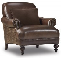 Olivia Leather Chair