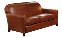 Buenos Aires Leather Settee