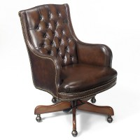 Manchester Leather Executive Chair