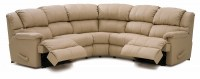 Harlow Leather Sectional