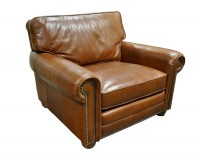 Kingsbury Leather Chair