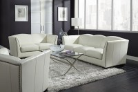 Marilyn Leather Sofa Group
