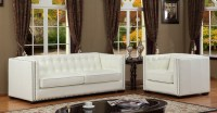 Bel Aire Leather Sofa Group