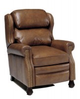 Augusto Leather Recliner