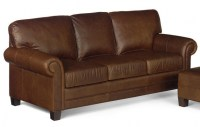 Dartmouth Leather Sofa