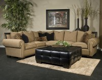 Marco Leather Sectional