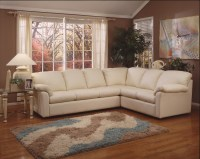 Tahoe Leather Sectional