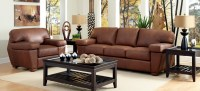 Prescott Leather Sofa Group