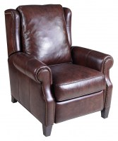 Montana Leather Recliner
