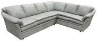 Uptown Leather Sectional