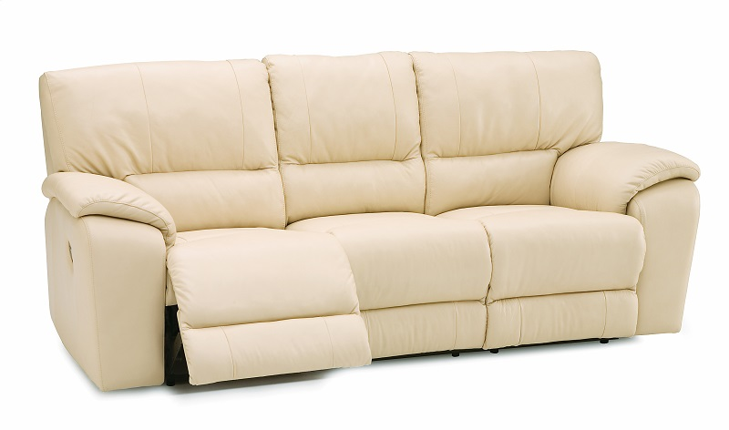Reclining Leather Sofas Shields Leather Reclining Sofa