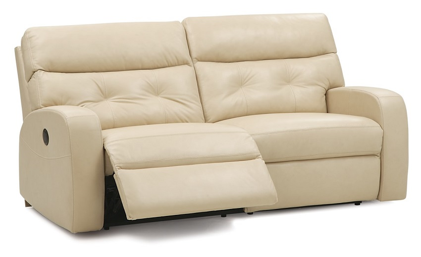 Southgate Leather Reclining Sofa