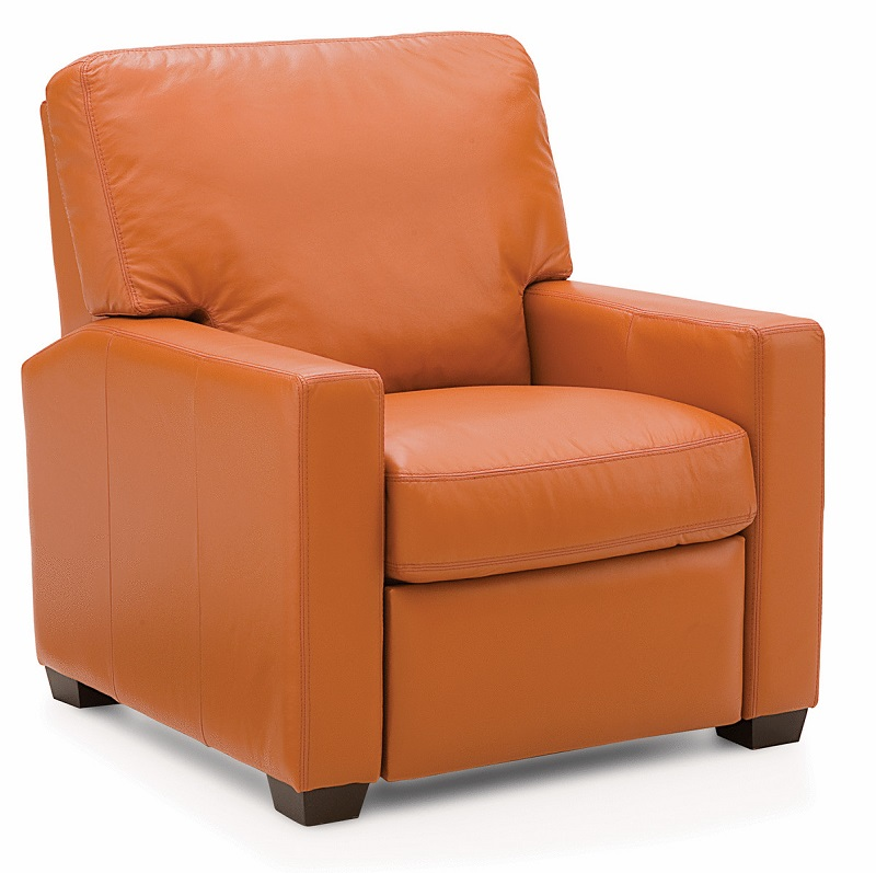 Push Back Leather Chairs Are Pretty Darn Comfortable