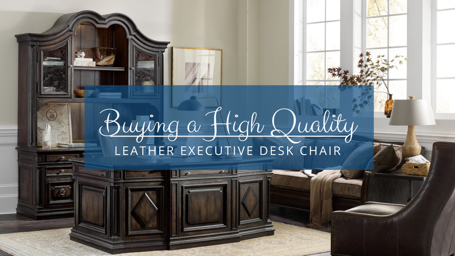 Leather Executive Chairs
