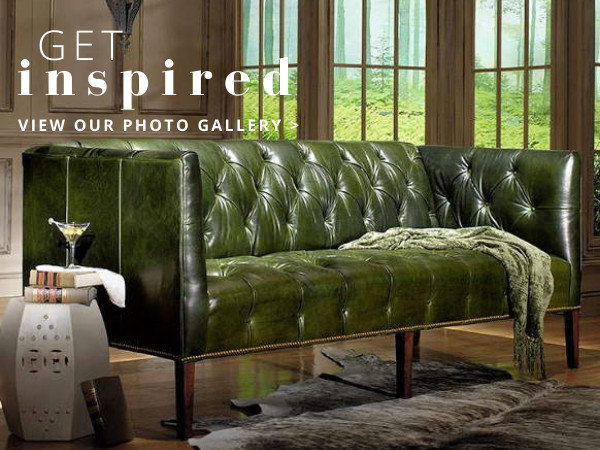 Get-Inspired-Left-Banner-A Wellington's Fine Leather Furniture | High End Leather Furniture