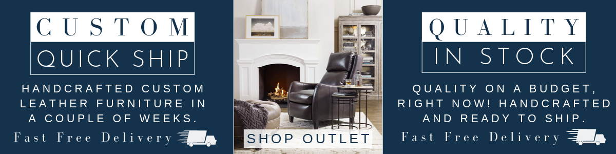 Outlet-Banner-Articles-A Blog: Everything You Need to Know About Leather Furniture
