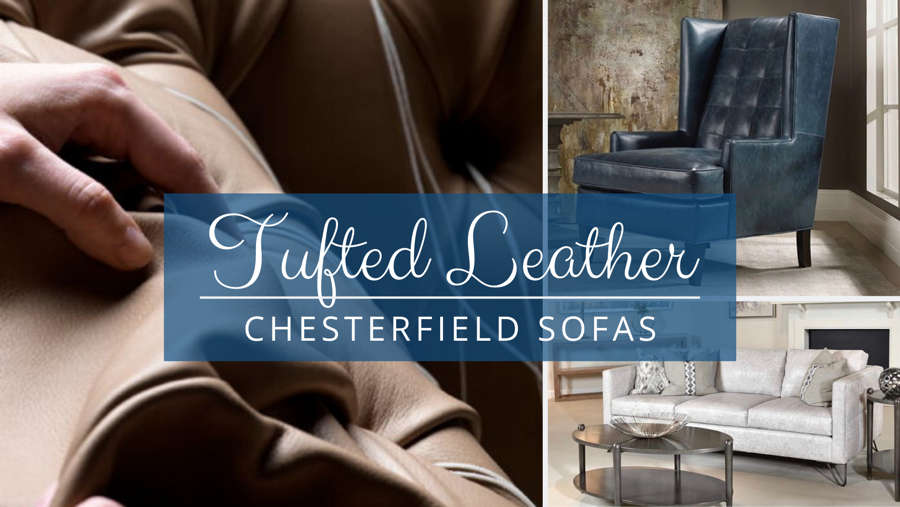TUFTED-LEATHER-SOFA-BLOG Blog: Everything You Need to Know About Leather Furniture