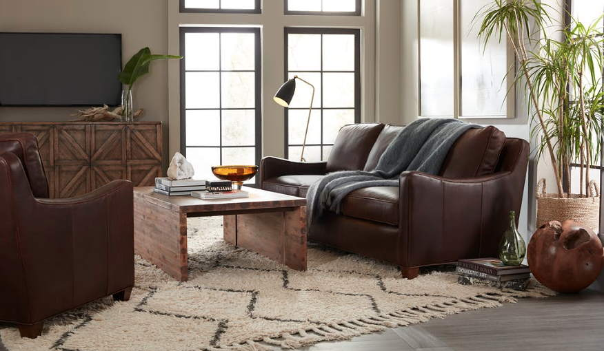 bradington-young-a The Best Value on Top Leather Furniture Brands