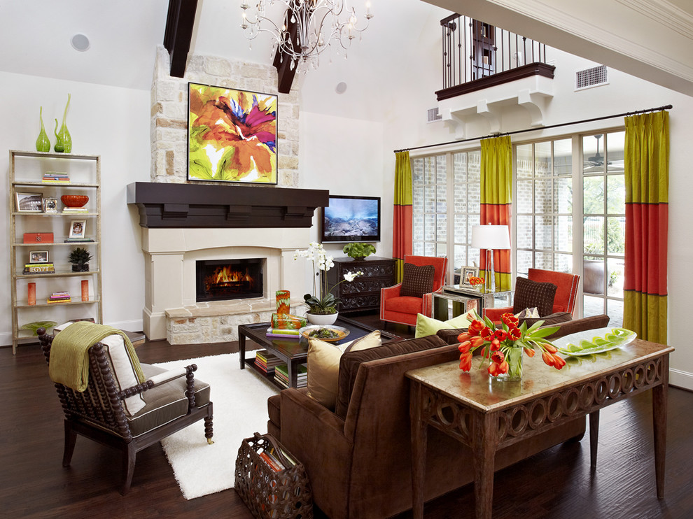 Decorating With Brown Leather FurnitureHow To Bring Out The