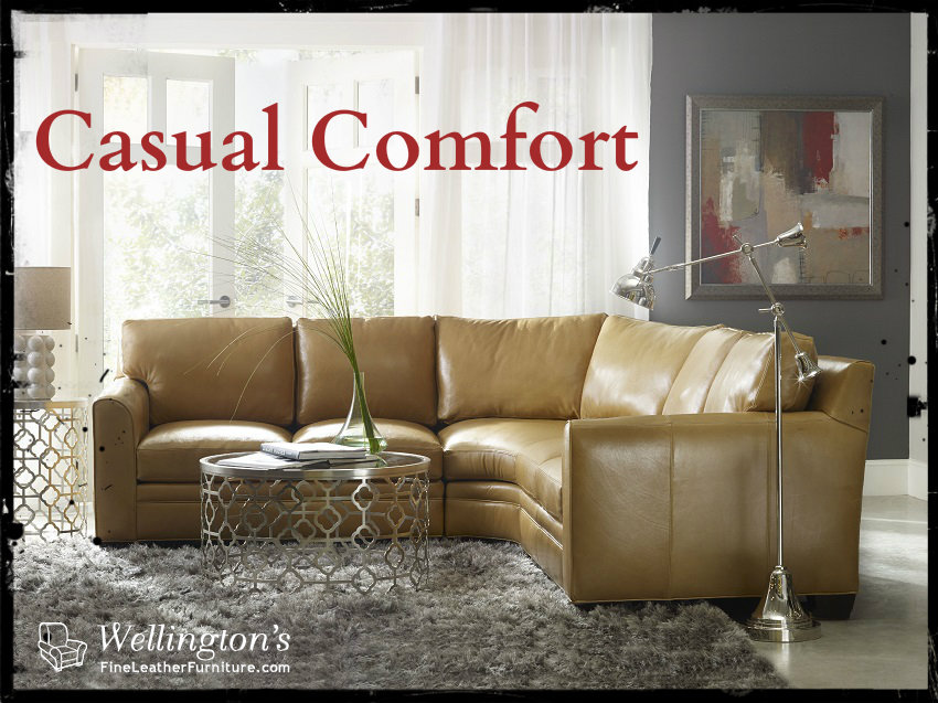 Comfortable Leather Furniture