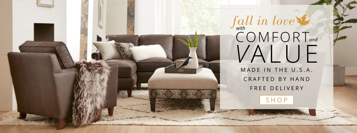Leather Furniture Fall Sale