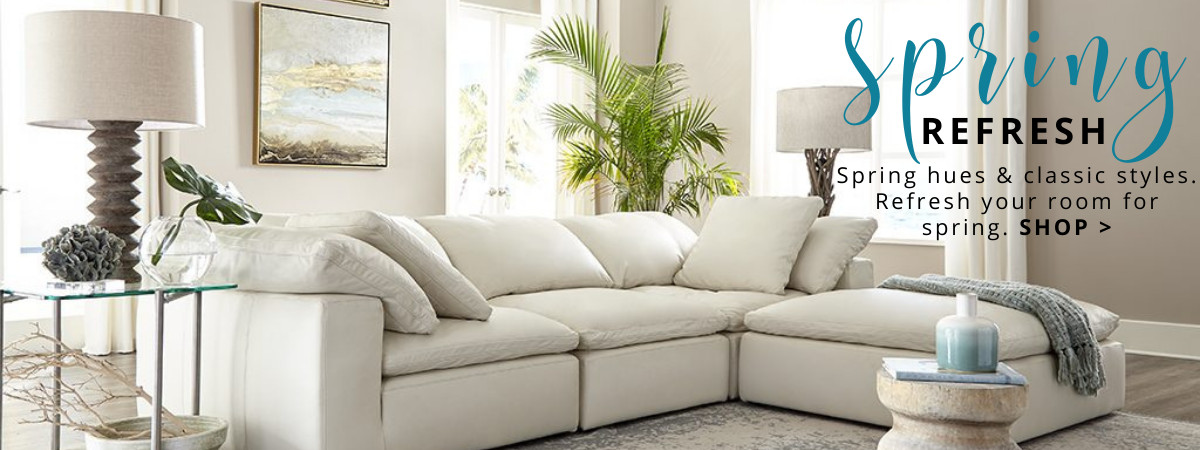 Leather Furniture Spring Sale