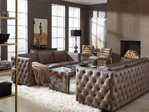Outlet Leather Furniture