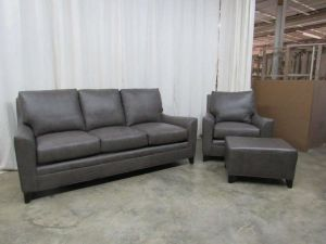 Breckenridge Leather Sofa