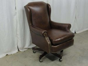 Salem Leather Executive Chair