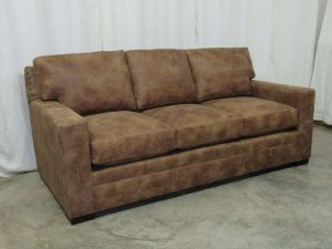 Peoria Leather Sofa