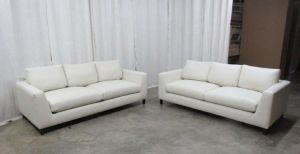 Adele Leather Sofa