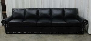 Rianne Leather Sofa