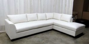 Carolina Leather Sectional
