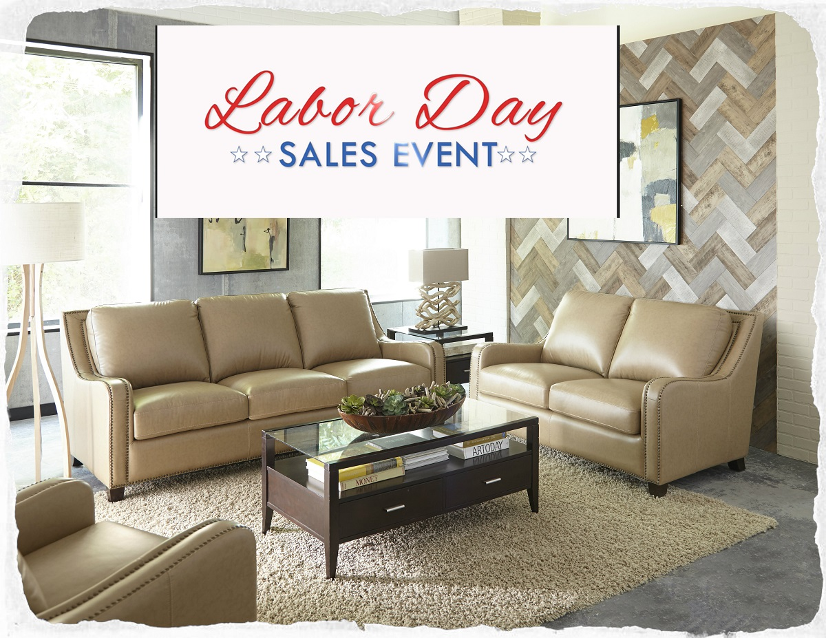 2018 labor day leather furniture sale