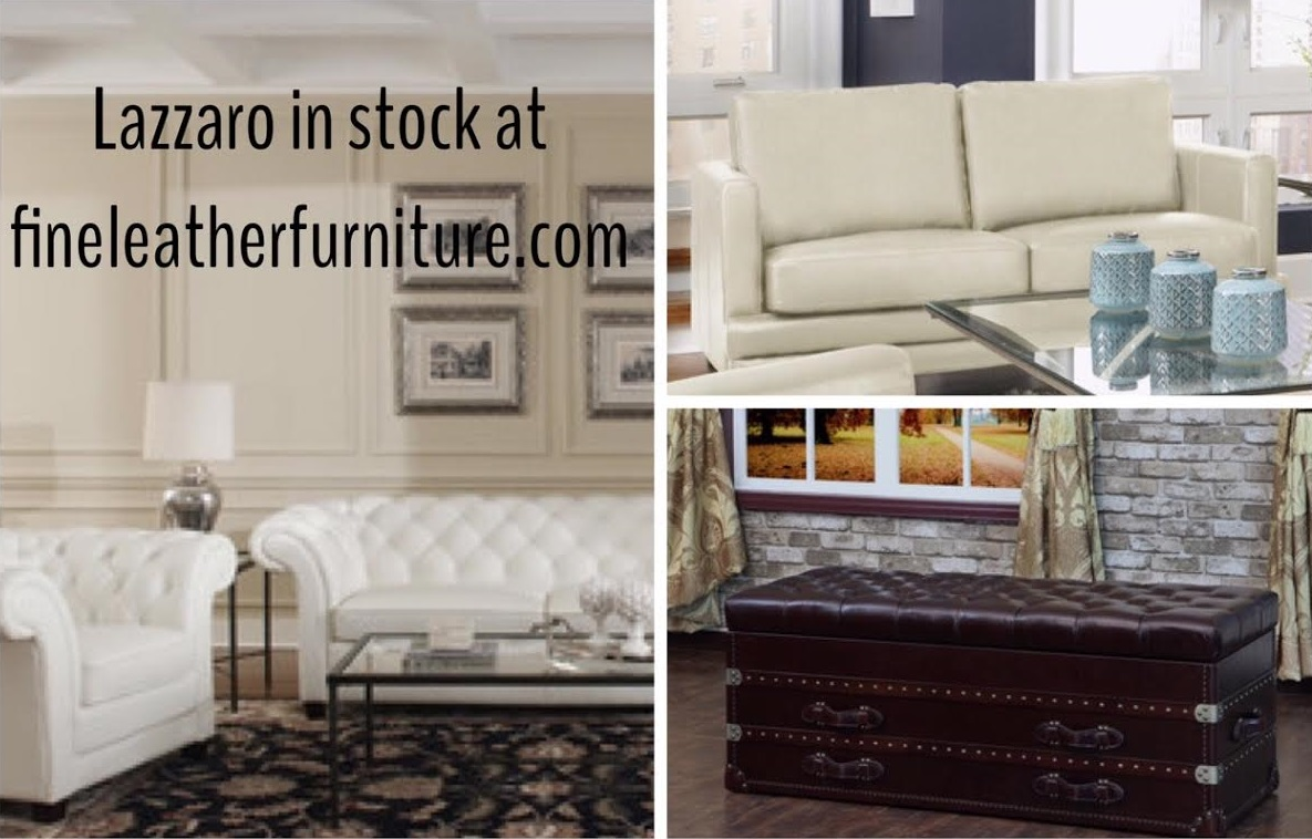 Lazzaro leather furniture economical leather furniture for Who manufactures restoration hardware furniture