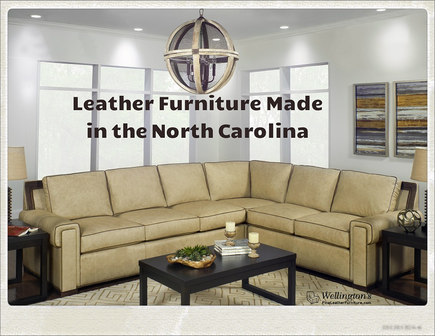 Enjoyable North Carolina Made Leather Furniture Pabps2019 Chair Design Images Pabps2019Com