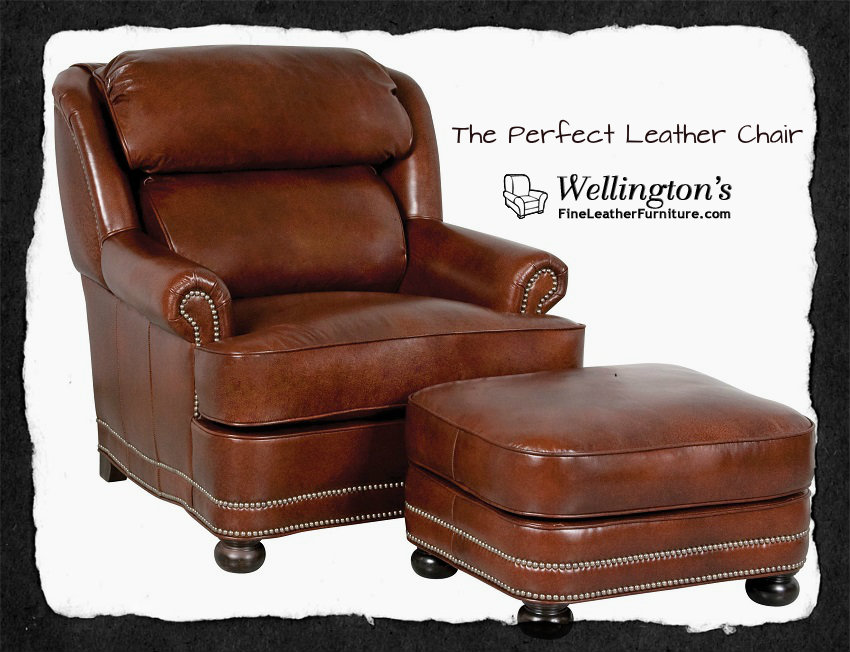 The perfect leather chair List of online furniture stores