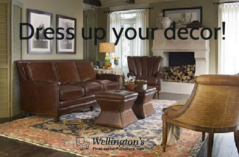 Palatial Leather Furniture