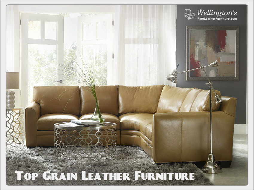 How To Tell If A Leather Sofa Is Genuine Top Grain Leather