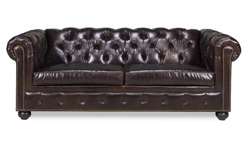 Chesterfield sofa sleeper American home furniture in baton rouge