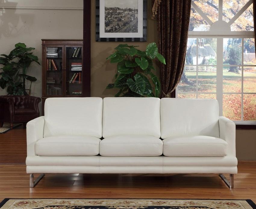 Sofas amp Loveseats Melbourne White Leather Sofa : 1003 30 3500 room from fineleatherfurniture.com size 850 x 693 jpeg 177kB
