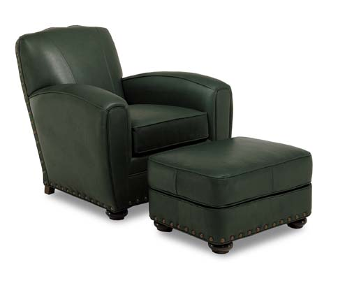 Broadway leather chair